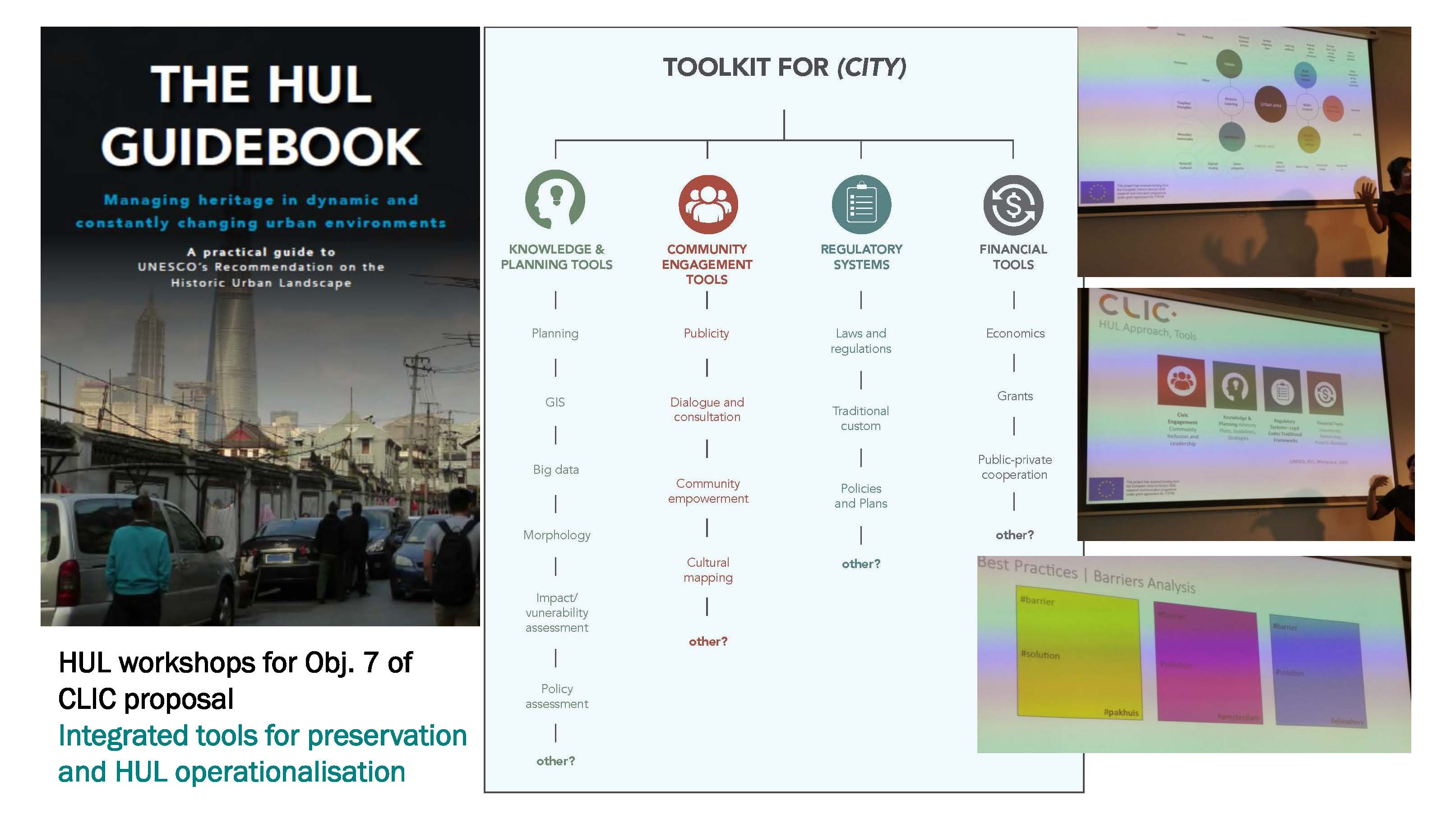 Historic Urban Landscape (HUL) workshop