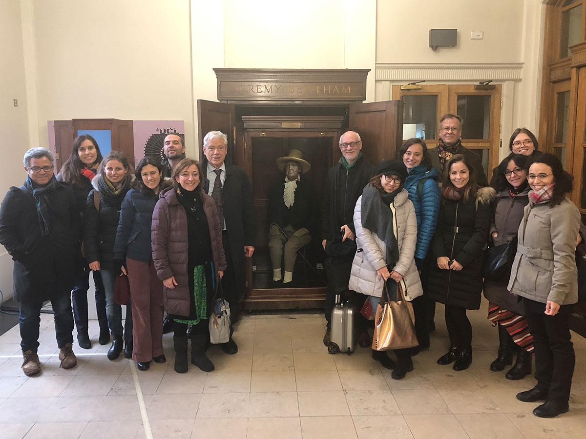 Laboratories of Transdiciplinarity in London