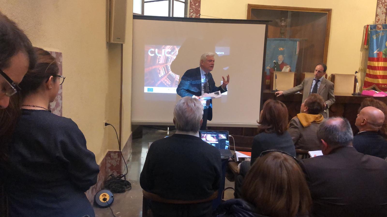 Heritage Innovation Partnership #2 Salerno