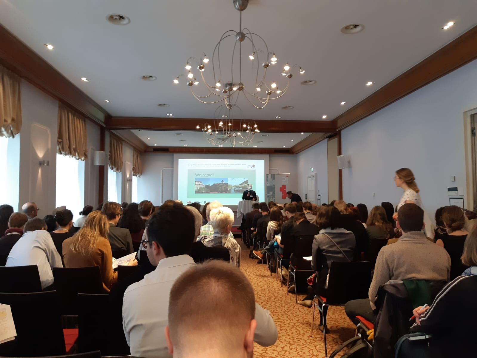 CLIC at the 18th Annual STS Conference Graz 2019