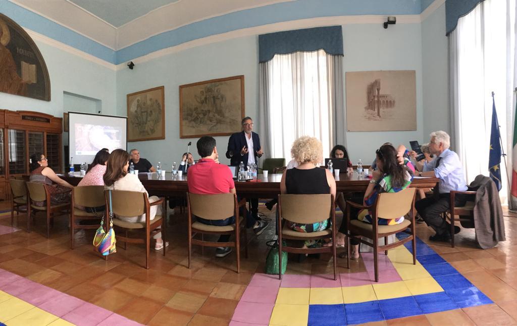 Heritage Innovation Partnership #3 Salerno