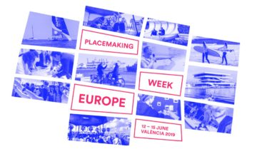 CLIC at Placemaking Week Europe 2019 in Valencia
