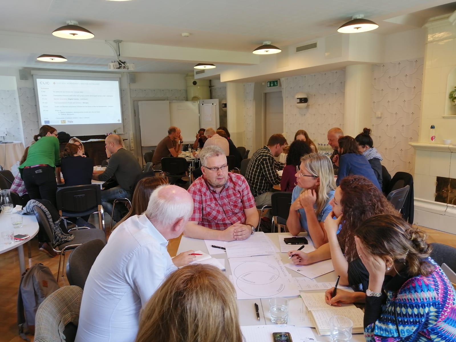 HUL Workshop #4 Västra Götaland Region