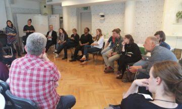 Peer Review Meeting #2 in Västra Götaland Region