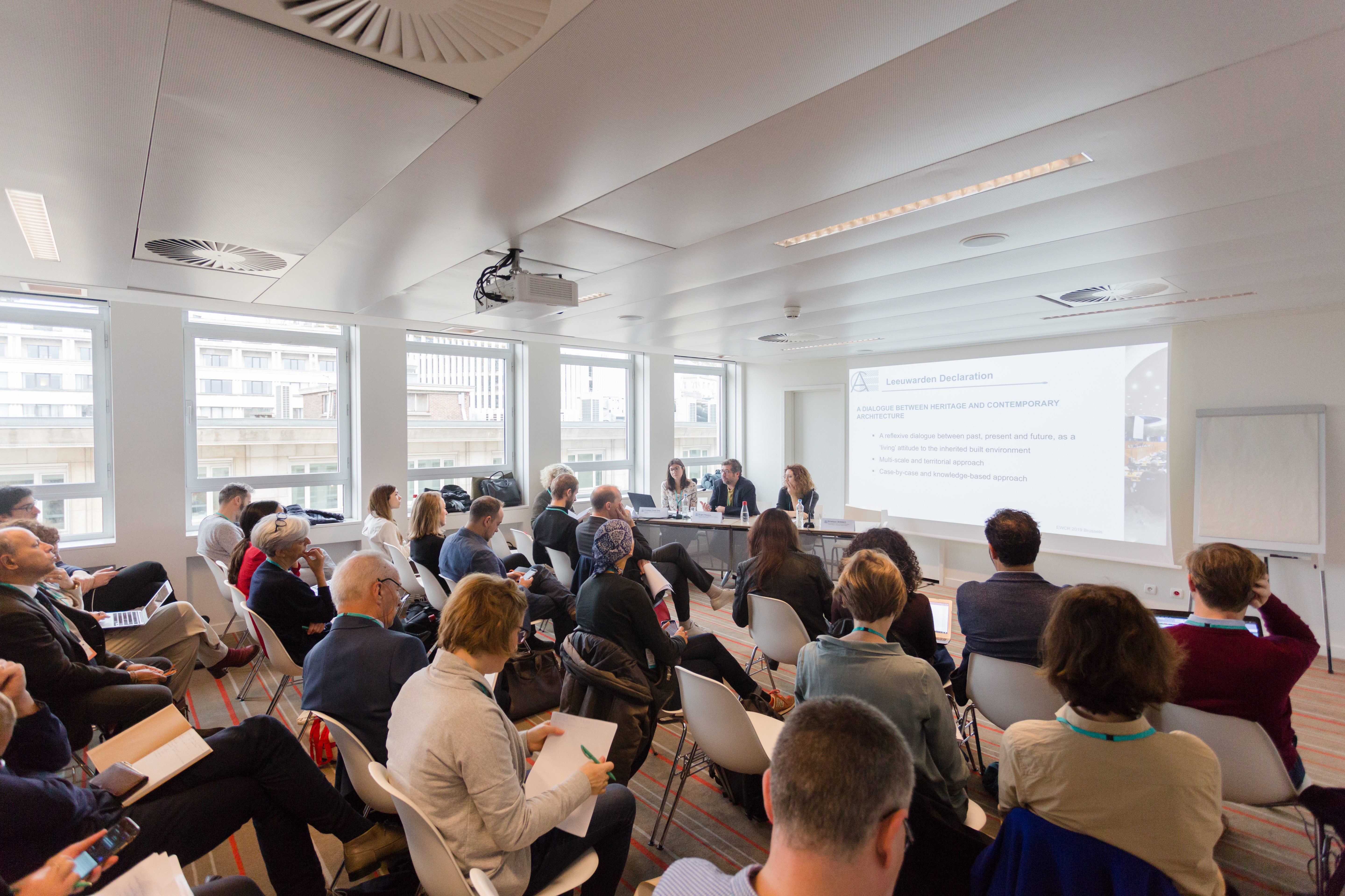 "Participation of CLIC project to the workshop ""The adaptive reuse of our built heritage for a greener Europe"" within the European Week of Regions and Cities"""