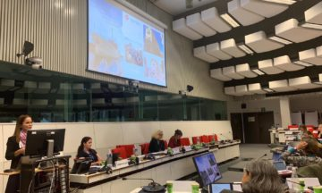 CLIC presented at the First meeting of the European Commission Expert Group on Cultural Heritage