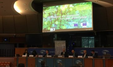 "Participation of CLIC project to ""EU Research and Innovation for Cities of the Future"""
