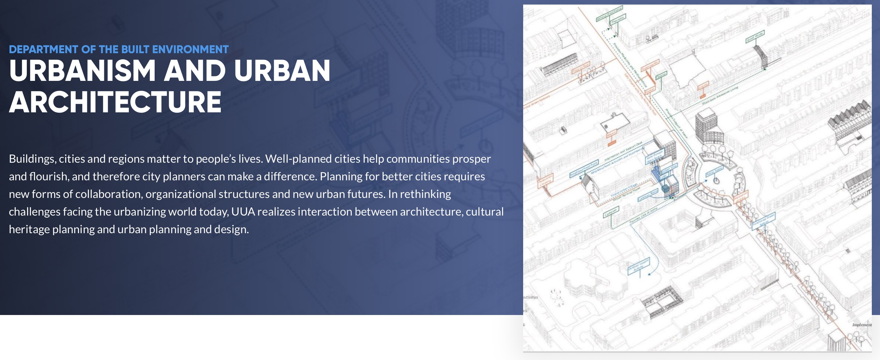 "Participation of CLIC project to the ""Urbanism and Urban Architecture final annual event"""