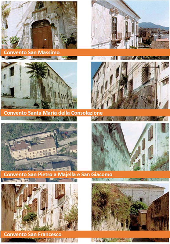 Extended deadline for Public Consultation for the adaptive reuse of Edifici Mondo in Salerno