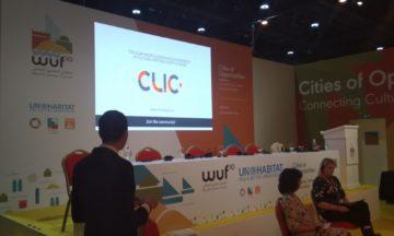 CLIC at the World Urban Forum