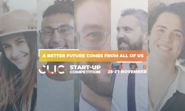 CLIC Startup Competition final event: innovation in action in cultural heritage
