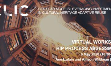 HIP Peer Review virtual workshop Amsterdam