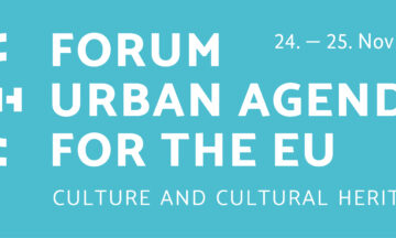 CLIC participation at Urban Agenda for the EU – Partnership on Culture and Cultural Heritage